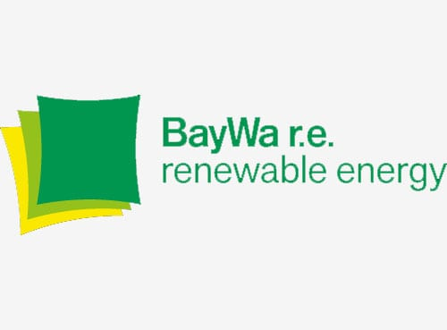 Logo BayWa Renewable Energy