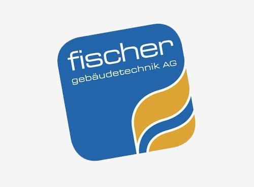 Logo Fischer Gebäudetechnik AG